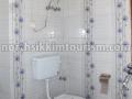 Bathroom of Lachen hotel