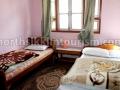Bedroom of Lachen Hotel