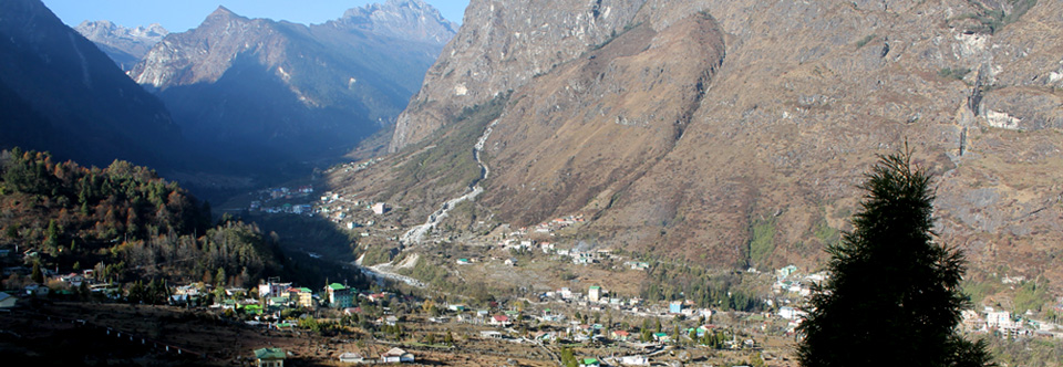 Lachung, North Sikkim